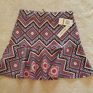 Sequin heart pretty rebel skirt